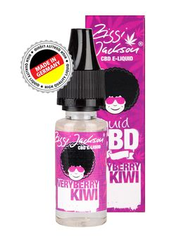 Veryberry Kiwi CBD E-Liquid 100mg