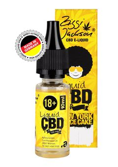 NY Space Cake CBD E-Liquid 100mg