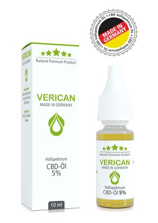 Verican CBD Fullspectrum Oil